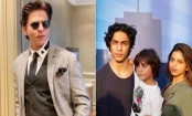 Shah Rukh Khan on son Aryan, daughter Suhana's Bollywood debuts: 'I should not impose my ideas on them'