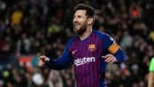 Messi beats Ronaldo to UEFA's Goal of Season award