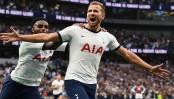 Two-goal Kane leads Tottenham to 3-1 comeback win over Villa