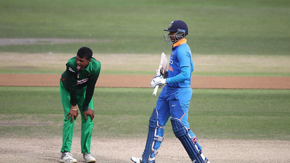India U-19 beat Bangladesh U-19 to win Tri-Series