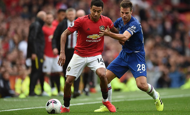 Manchester United inflict 4-0 thrashing on Lampard's Chelsea