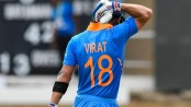 Kohli hits 42nd ton as India defeat West Indies in rain-hit second ODI