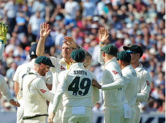 Australia leaves bowler Pattinson out for 2nd Ashes test