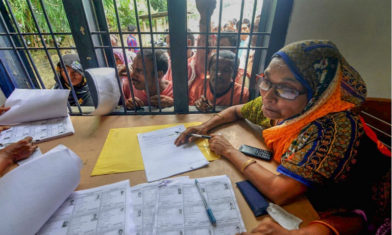 Assam NRC: Exclusion list to be published online Aug 31