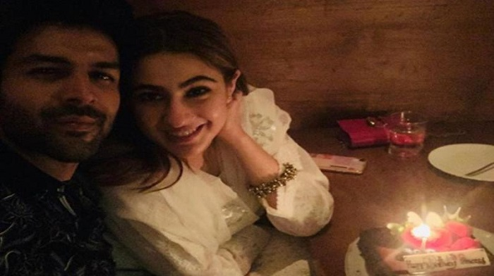 Kartik Aaryan celebrates Sara Ali Khan's birthday in Bangkok