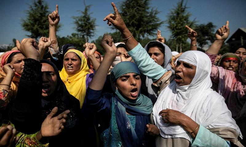 China, India diplomats meet amid tensions over Kashmir