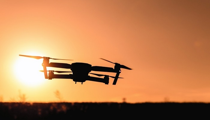 DMP bans flying drone in the territory of the capital's sky