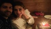 Kartik Aaryan celebrates Sara Ali Khan's birthday in Bangkok