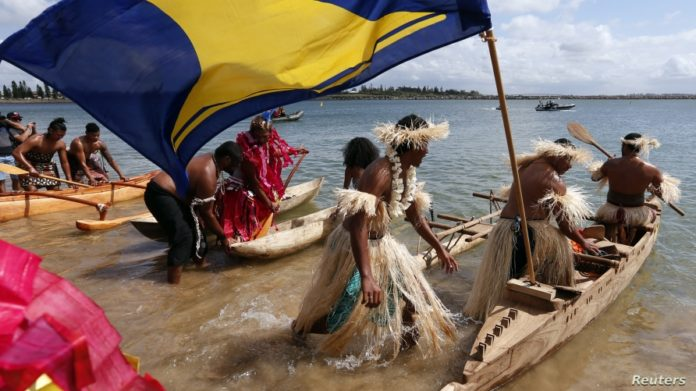Australia offers climate funding to Pacific islands