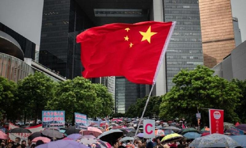 How could China intervene in Hong Kong protests?