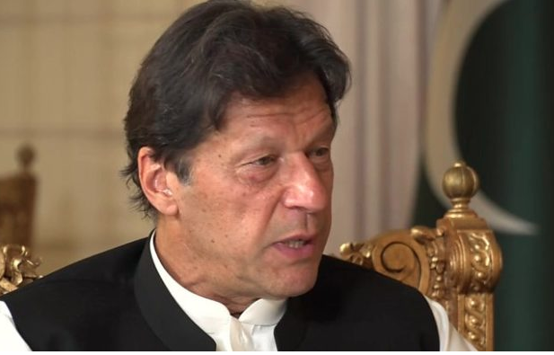Imran Khan visits Kashmir as tensions boil with India