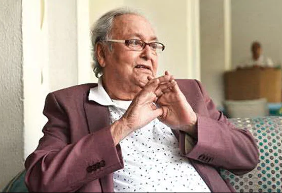 Actor Soumitra Chatterjee hospitalised