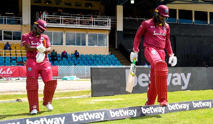 West Indies choose to bat in final India ODI