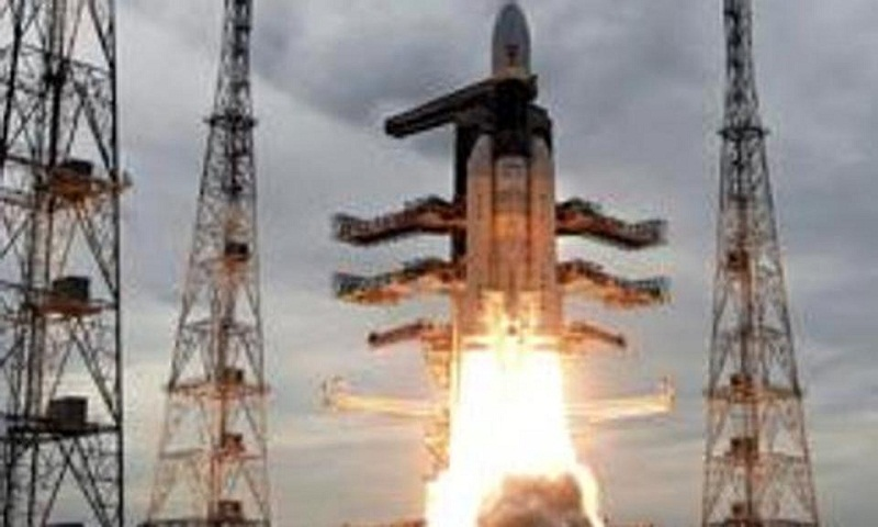 Chandrayaan-2 leaves earth's orbit, moving towards moon