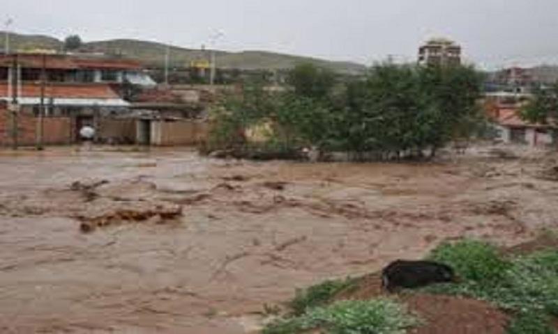 7 killed in heavy rains in central Sudan
