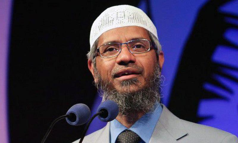 Malaysia cabinet to discuss residency of controversial Indian Islamic preacher Zakir Naik