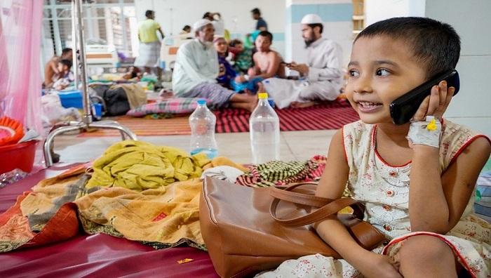 1,200 dengue patients hospitalised in 24 hours, 3 more die