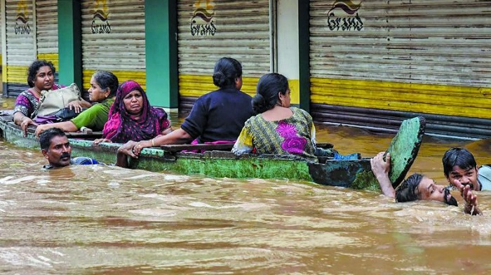 Flood: Red alert in 3 Kerala districts as IMD predicts fresh spells of rain