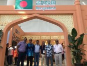 Bangladesh pavilion wins hearts at Beijing Expo