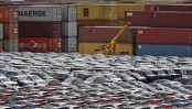 German economy shrinks amid trade concerns, auto woes