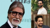 Amitabh's personalised wishes Vicky, Ayushmann for National award
