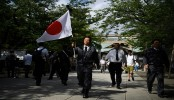 Japan's Abe sends offering to controversial Yasukuni shrine