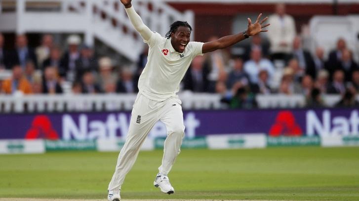 Archer strikes as Australia slump to 80-4 in second Ashes Test