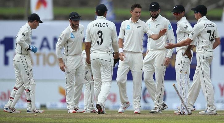 Sri Lanka lead New Zealand by 18 runs in first Test
