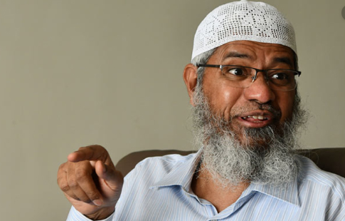 Malaysian CID questions Zakir Naik for seven hours