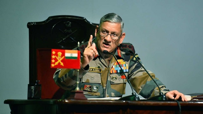 Indian Army Major General sacked for sexual harassment