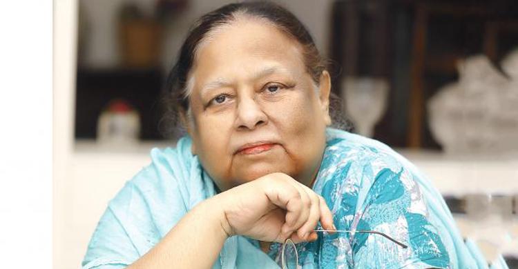 Eminent author Rizia Rahman passes away