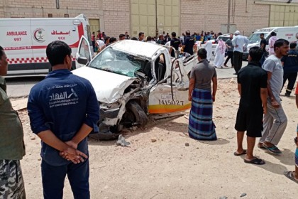 Two Bangladeshis killed in Saudi road accident | 2019-08-16