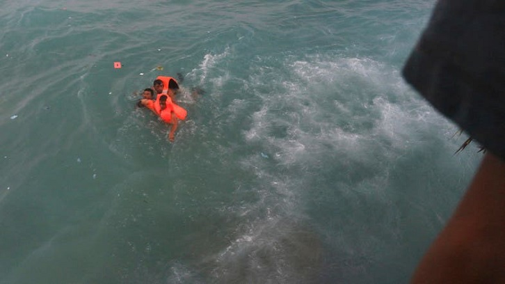 Seven killed in Indonesia ferry accident