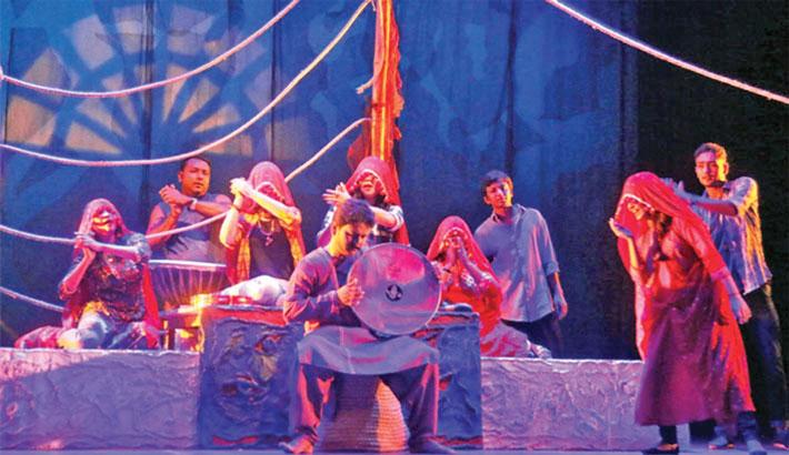 Hasonjaner Raja staged at BSA