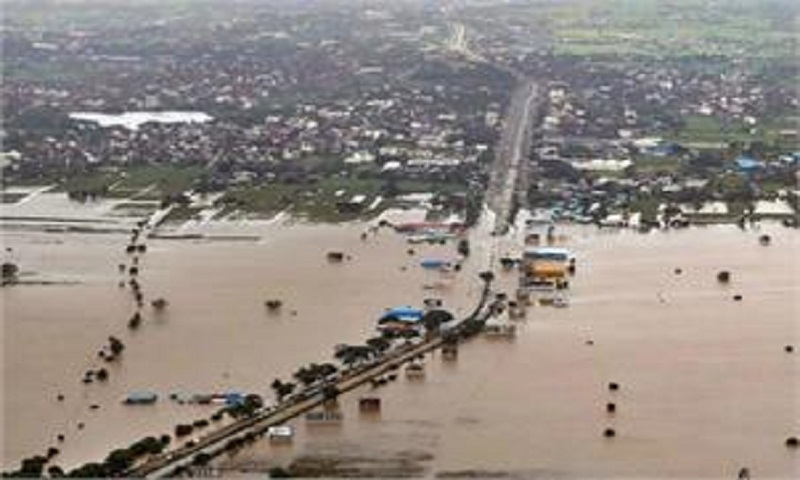Flood toll at 241 in India's five states