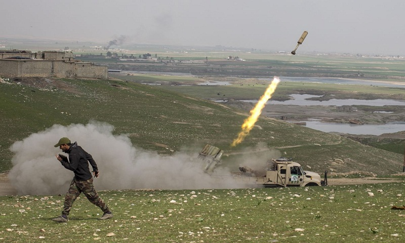 2 ISIS militants killed in airstrike in Iraq