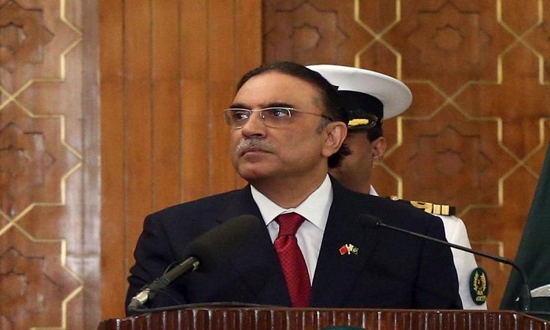 Zardari shifted to Adiala Jail on 3-day judicial remand