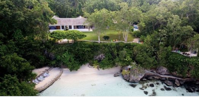 James Bond fans can stay in Ian Fleming's villa where he wrote all of the books
