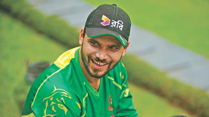 Mashrafe takes two months to decide on his retirement