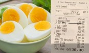 Mumbai hotel charges Rs 1,700 for 2 boiled eggs