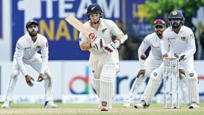 New Zealand set Sri Lanka tough 268 to win first Test