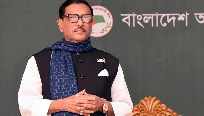 Quader urges BNP to leave politics of violence