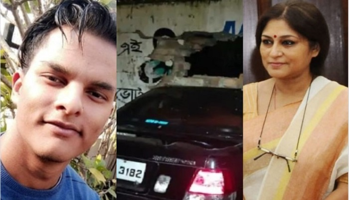 BJP MP Roopa Ganguly's son sent to police custody over car crash