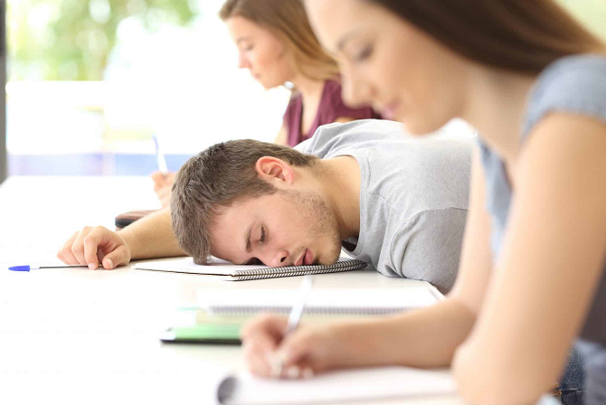 Always tired? You might be burnt out