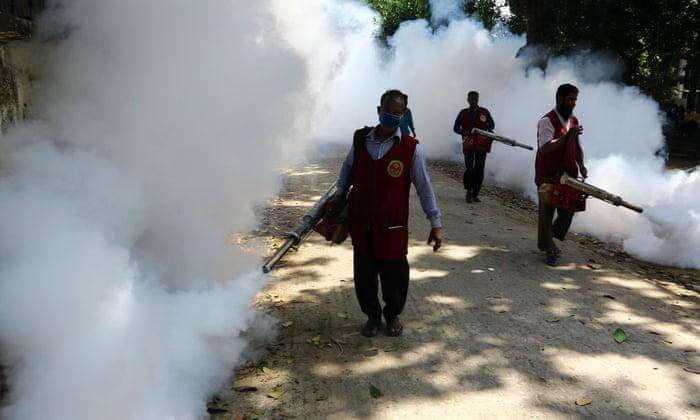 86pc dengue patients returned home after treatment