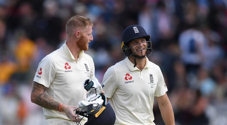 Australia set 267 to win second Ashes Test after England declare
