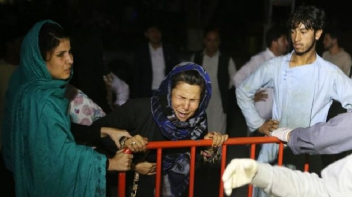 Bomb rips through wedding in Kabul