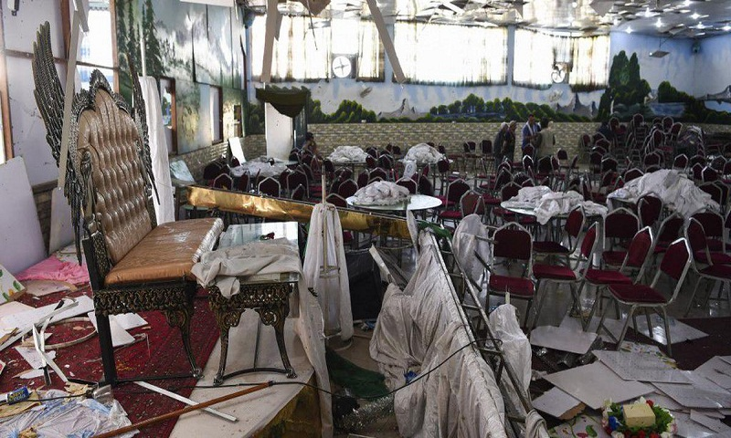 IS says it carried out attack on Kabul wedding