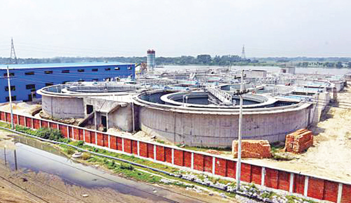 'CETP at Savar is fully operational'
