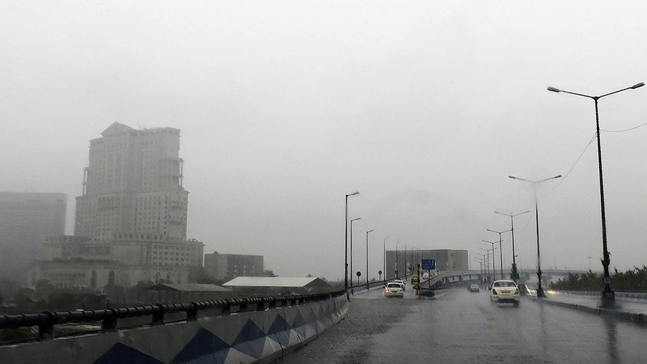 Heavy rain likely in West Bengal of India till evening: Met office